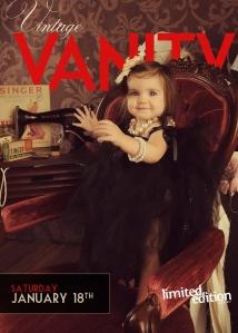 4K Vintage Vanity